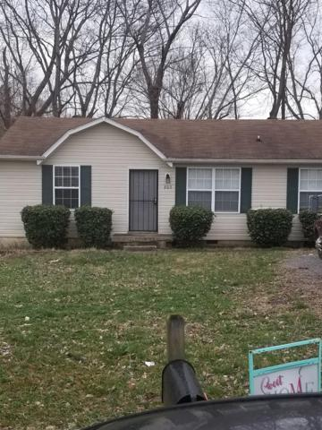 203 Creekside Dr, Clarksville, TN 37042 (MLS #2021425) :: Ashley Claire Real Estate - Benchmark Realty