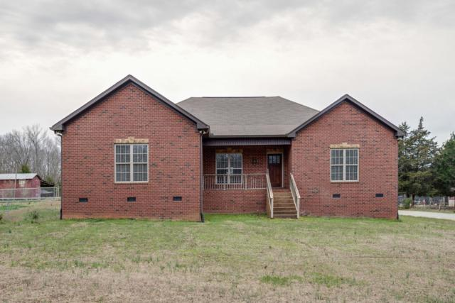 4873 Chambers Ln, Spring Hill, TN 37174 (MLS #2021485) :: The Milam Group at Fridrich & Clark Realty