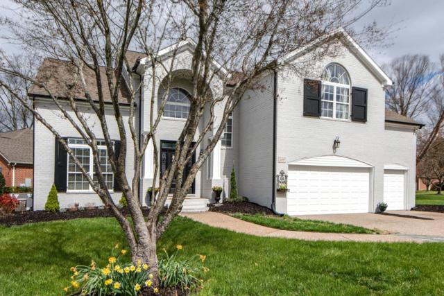 2366 Wimbledon Circle, Franklin, TN 37069 (MLS #2021515) :: The Milam Group at Fridrich & Clark Realty