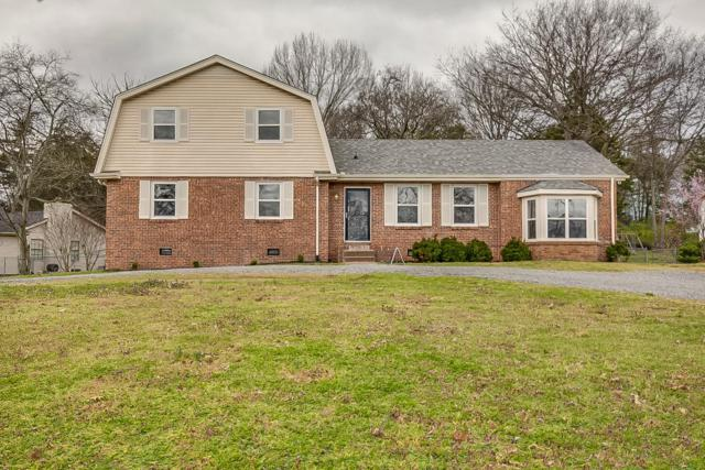 923 Timberside Dr, Nolensville, TN 37135 (MLS #2021689) :: Berkshire Hathaway HomeServices Woodmont Realty
