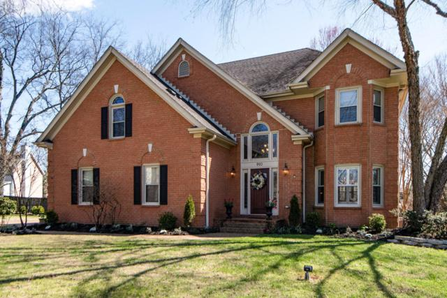 910 Fawn Ct, Franklin, TN 37067 (MLS #2021760) :: Berkshire Hathaway HomeServices Woodmont Realty