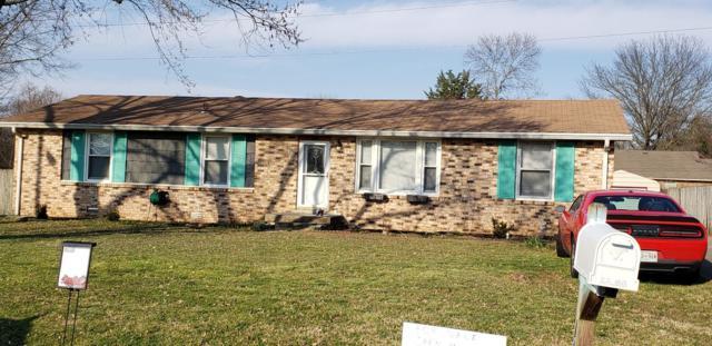 105 Luckett Pl, Smyrna, TN 37167 (MLS #2021891) :: Nashville's Home Hunters