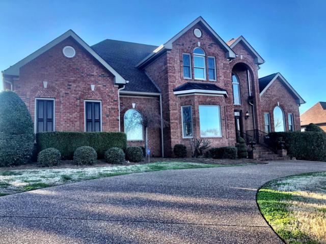 526 Derby Downs, Lebanon, TN 37087 (MLS #2021984) :: Ashley Claire Real Estate - Benchmark Realty