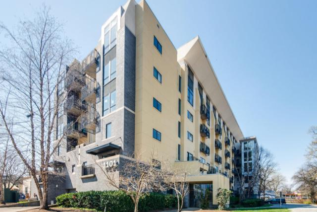 1101 18Th Ave S Apt 502, Nashville, TN 37212 (MLS #2022045) :: Berkshire Hathaway HomeServices Woodmont Realty