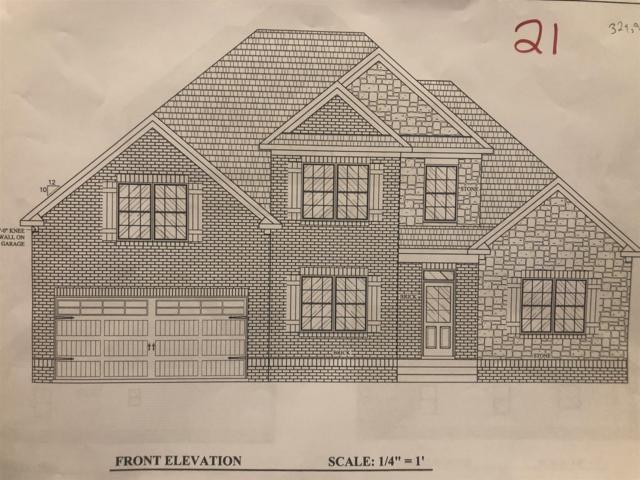 641 Josef Circle, Columbia, TN 38401 (MLS #2022049) :: John Jones Real Estate LLC
