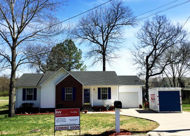 310 E Rockne Ct, Smyrna, TN 37167 (MLS #2022088) :: Five Doors Network