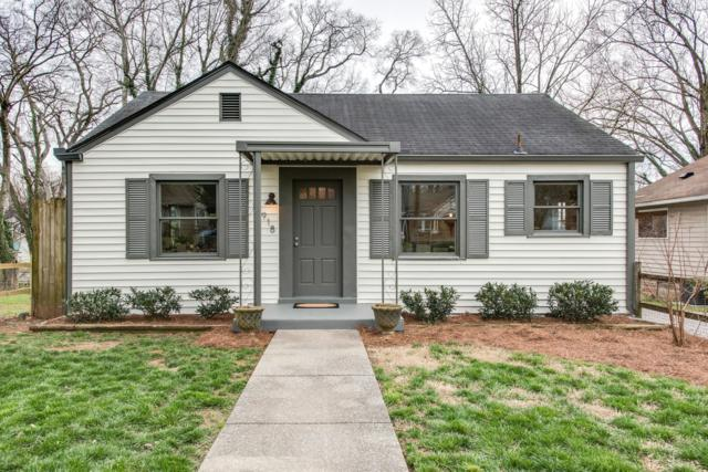 918 W Eastland Ave, Nashville, TN 37206 (MLS #2022095) :: Nashville's Home Hunters