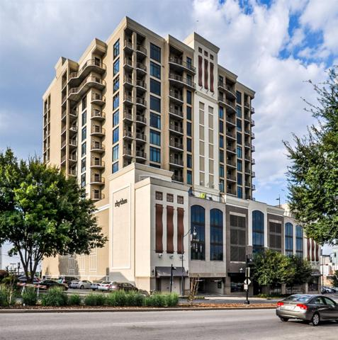 1510 Demonbreun St Apt 706, Nashville, TN 37203 (MLS #2022118) :: The Milam Group at Fridrich & Clark Realty