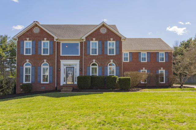 1716 Overcheck Ln, Brentwood, TN 37027 (MLS #2022166) :: Ashley Claire Real Estate - Benchmark Realty