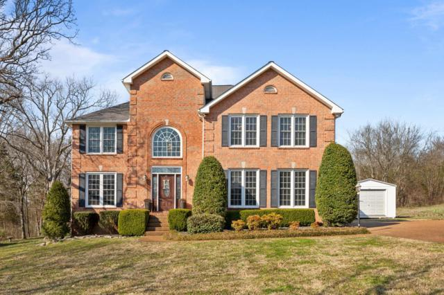 611 Canterbury Trl, Mount Juliet, TN 37122 (MLS #2022253) :: Ashley Claire Real Estate - Benchmark Realty