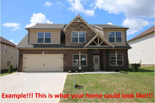 172 Summerfield, Clarksville, TN 37040 (MLS #2022283) :: Ashley Claire Real Estate - Benchmark Realty