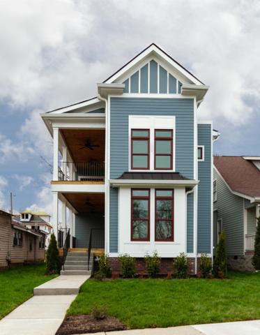 1021 Warren St, Nashville, TN 37208 (MLS #2022398) :: Clarksville Real Estate Inc