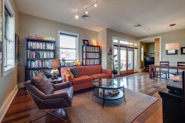 2201 8Th Ave S Apt 301, Nashville, TN 37204 (MLS #2022466) :: Berkshire Hathaway HomeServices Woodmont Realty