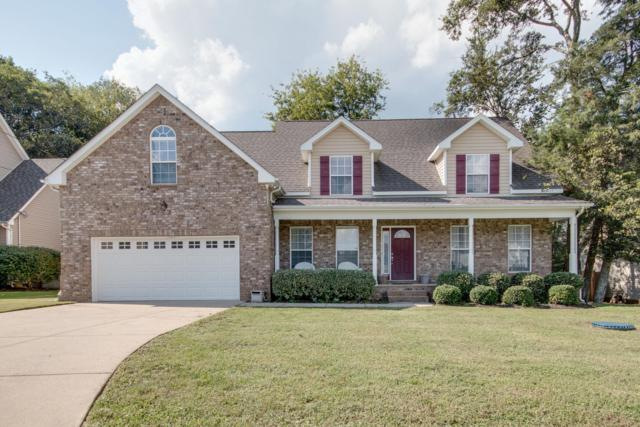 1545 Jeter Way, Murfreesboro, TN 37129 (MLS #2022506) :: RE/MAX Homes And Estates