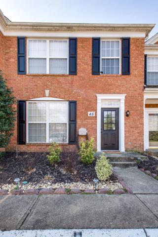 601 Old Hickory Blvd Unit 45, Brentwood, TN 37027 (MLS #2022540) :: Stormberg Real Estate Group