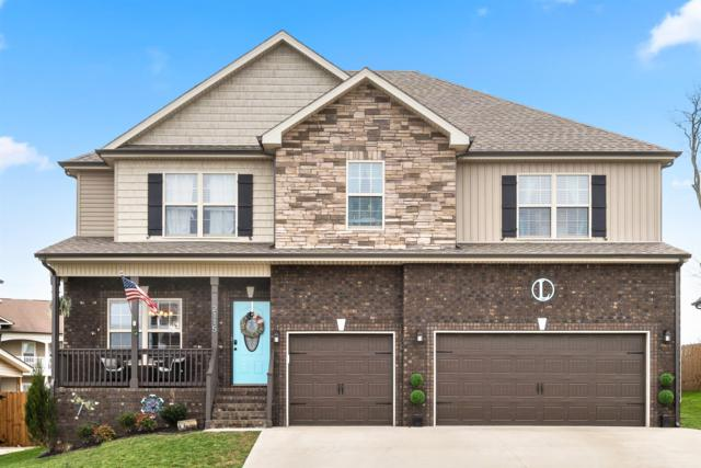 2115 Bandera Drive, Clarksville, TN 37042 (MLS #2022543) :: Cory Real Estate Services