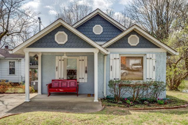 1618 Benjamin St, Nashville, TN 37206 (MLS #2022544) :: Armstrong Real Estate