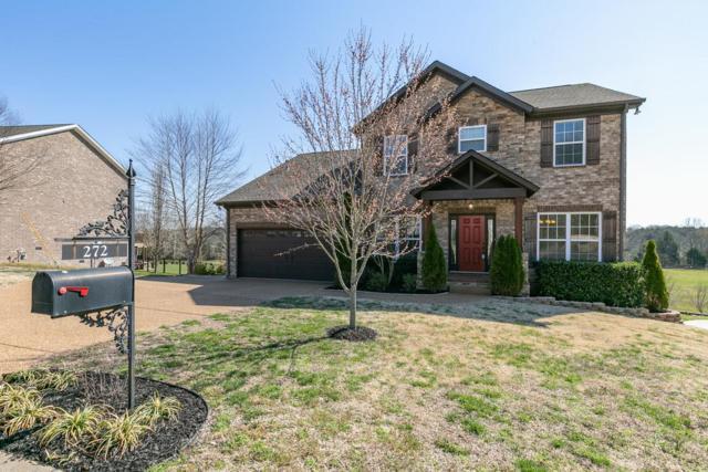 272 Quad Oak Dr, Mount Juliet, TN 37122 (MLS #2022567) :: RE/MAX Choice Properties