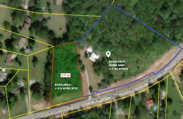 1531 Franklin Rd, Brentwood, TN 37027 (MLS #2022665) :: Stormberg Real Estate Group