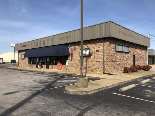 1400 N Locust Ave, Lawrenceburg, TN 38464 (MLS #2022719) :: The Matt Ward Group