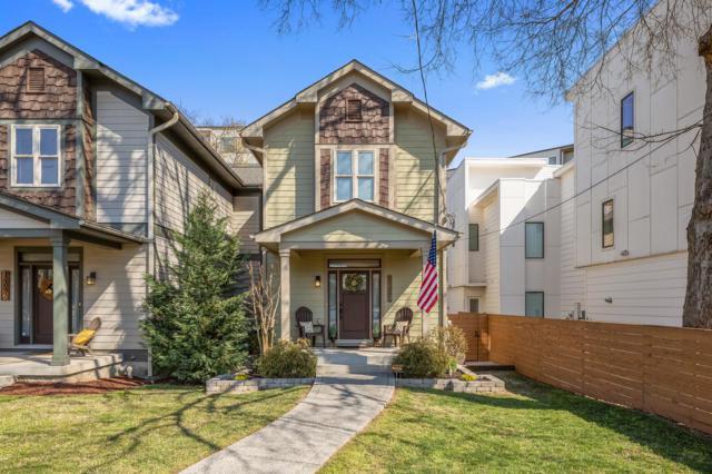 1206 A Sigler St, Nashville, TN 37203 (MLS #2022822) :: The Helton Real Estate Group