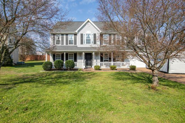 2021 Trenton Dr, Spring Hill, TN 37174 (MLS #2022895) :: Stormberg Real Estate Group