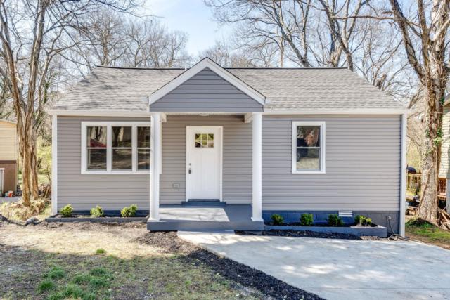 1023 College Ave, Nashville, TN 37209 (MLS #2022901) :: Nashville on the Move