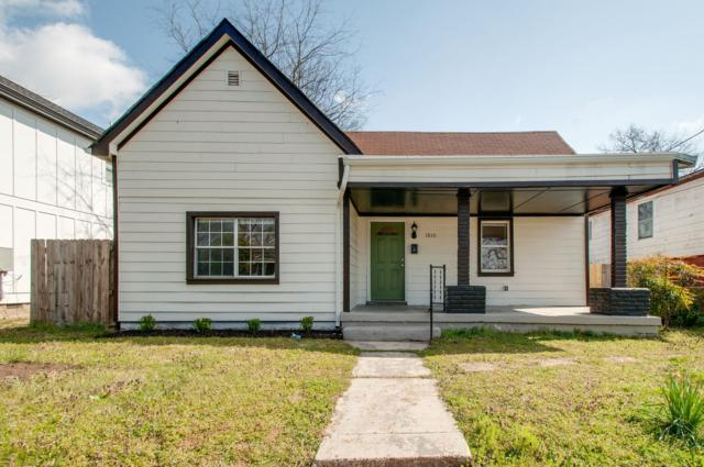1810 15th Ave N, Nashville, TN 37208 (MLS #2022910) :: Nashville on the Move