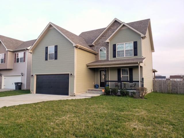 641 Fox Hound Dr, Clarksville, TN 37040 (MLS #2023135) :: Cory Real Estate Services