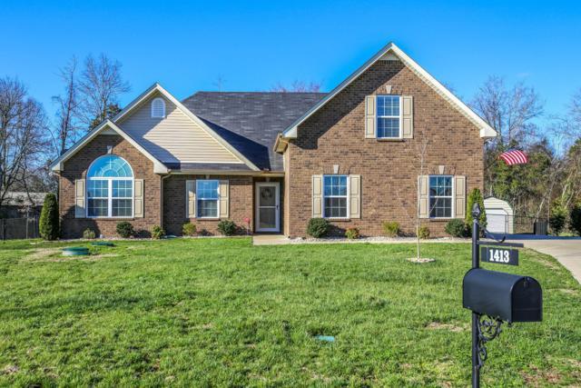 1413 Round Rock Dr, Murfreesboro, TN 37128 (MLS #2023214) :: REMAX Elite