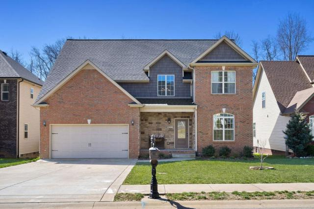 1268 Brigade Dr, Clarksville, TN 37043 (MLS #2023385) :: Cory Real Estate Services