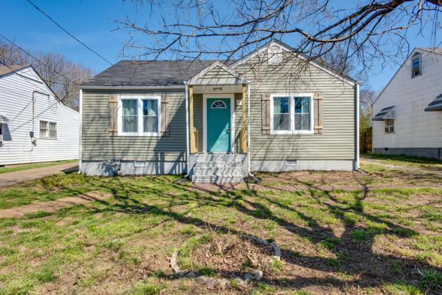 205 Dupont Ave, Ashland City, TN 37015 (MLS #2023476) :: Ashley Claire Real Estate - Benchmark Realty
