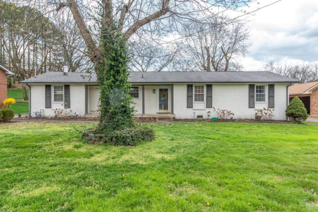 691 Brewer Dr, Nashville, TN 37211 (MLS #2023477) :: Ashley Claire Real Estate - Benchmark Realty