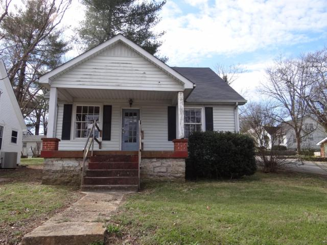 402 Jackson Ave, Carthage, TN 37030 (MLS #2023530) :: Central Real Estate Partners