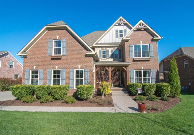 1392 Round Hill Ln, Spring Hill, TN 37174 (MLS #2023531) :: Central Real Estate Partners