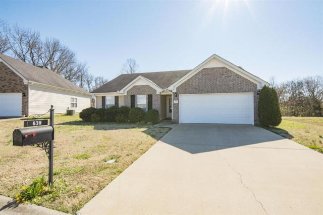 639 Buck Cherry Way, Murfreesboro, TN 37128 (MLS #2023569) :: REMAX Elite