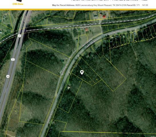 8689 Lawrenceburg Hwy, Mount Pleasant, TN 38474 (MLS #2023630) :: RE/MAX Choice Properties