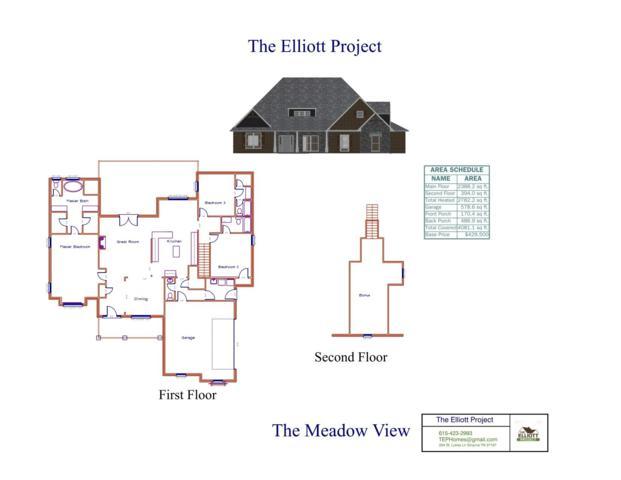 3502 Courtney Ln Lot 12, Murfreesboro, TN 37129 (MLS #2023763) :: RE/MAX Homes And Estates