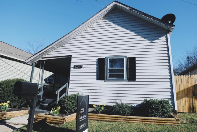 1707 Cockrill Street, Nashville, TN 37208 (MLS #2023850) :: RE/MAX Homes And Estates