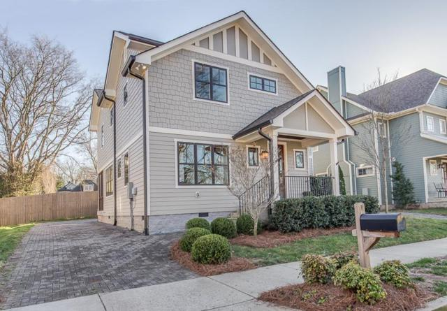 4509 Utah Ave, Nashville, TN 37209 (MLS #2023855) :: The Milam Group at Fridrich & Clark Realty