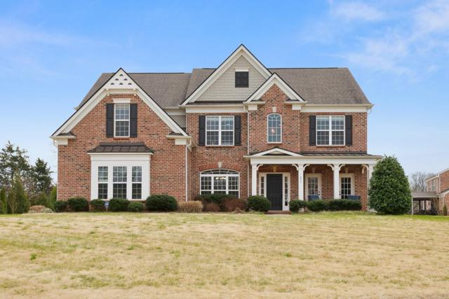 697 Harrogate Drive, Brentwood, TN 37027 (MLS #2024033) :: The Kelton Group
