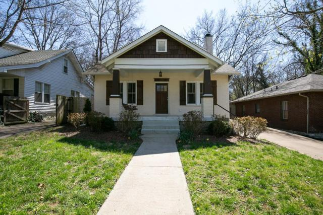 1122 Mcchesney Ave, Nashville, TN 37216 (MLS #2024341) :: John Jones Real Estate LLC