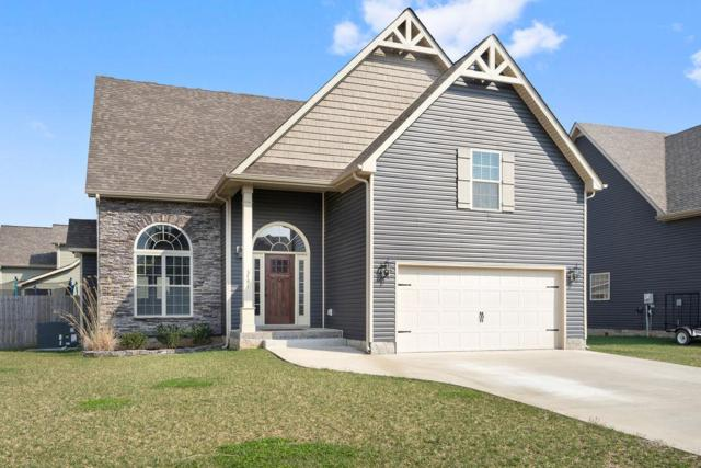 3791 Tradewinds Ter, Clarksville, TN 37040 (MLS #2024425) :: John Jones Real Estate LLC