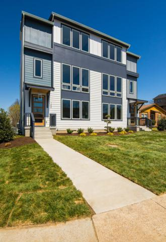 100 Marshall Ct, Nashville, TN 37212 (MLS #2024588) :: HALO Realty
