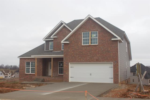 432 Farmington, Clarksville, TN 37043 (MLS #2024609) :: Exit Realty Music City