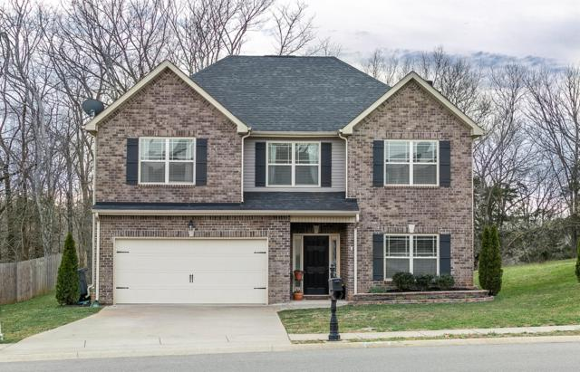2087 Bandera Dr, Clarksville, TN 37042 (MLS #2024810) :: Berkshire Hathaway HomeServices Woodmont Realty