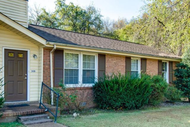 2439 Bellevue Manor Dr, Nashville, TN 37221 (MLS #2024823) :: REMAX Elite