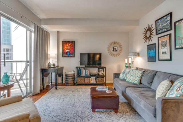 900 19Th Ave S Apt 403, Nashville, TN 37212 (MLS #2024891) :: The Milam Group at Fridrich & Clark Realty