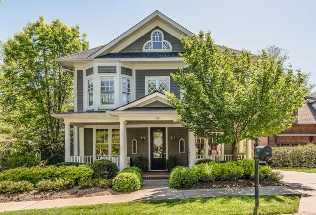 508 Cheltenham Ave, Franklin, TN 37064 (MLS #2024993) :: REMAX Elite