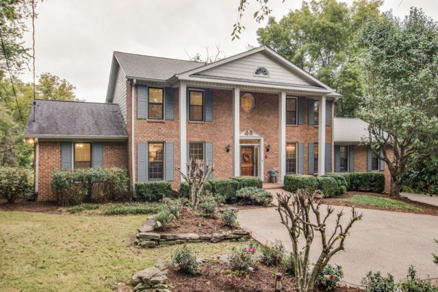9304 Concord Rd, Brentwood, TN 37027 (MLS #2025025) :: REMAX Elite